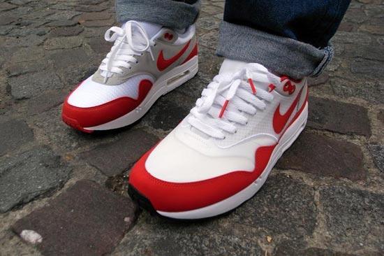 air max 1 rouge og
