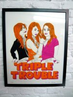 Triple Trouble - So-Me x Cream x 2Shy