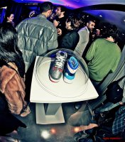 Reebok x colette Pump Party