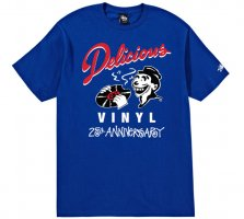 Stüssy for Delicious Vinyl 25th anniversary capsule collection