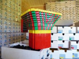 Brickism by Wood Wood & Lego