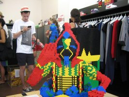 Brickism by Wood Wood & Lego - Will Sweeney