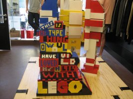 Brickism by Wood Wood & Lego - So Me