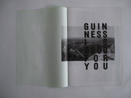 "Geoffroy de Boismenu - ""Guinness is Good for You"""