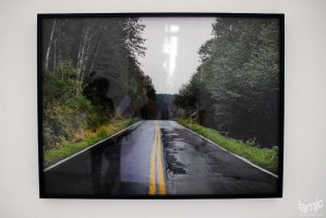 Stages - Catherine Opie Untitled (Road) C-print. 61cm x 81cm. © Catherine (...)