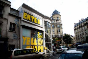 Cool Cats Yellow Shop Paris