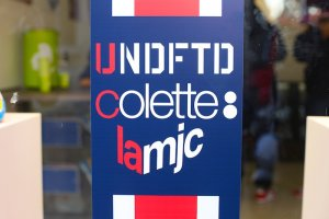 La MJC, colette & Undefeated for New Balance