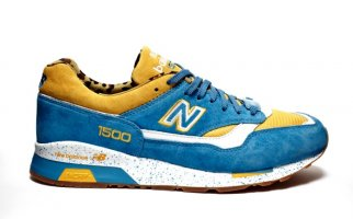 La MJC, colette & Undefeated - New Balance 1500