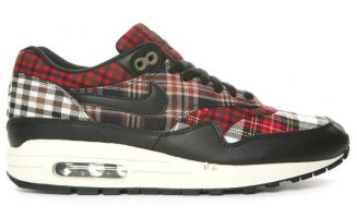 Air Max 1 Plaid