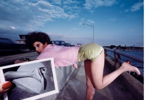 Charles Jourdan, Spring 1978, Guy Bourdin Estate