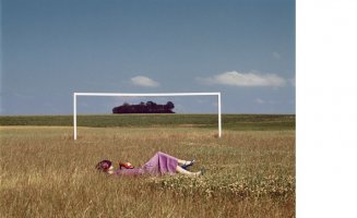 Charles Jourdin, Winter 1978, Guy Bourdin Estate