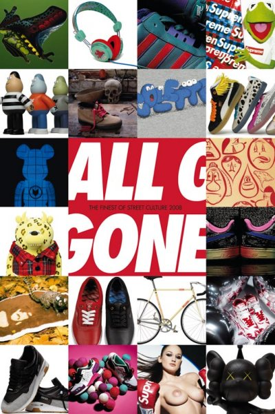 All Gone Book 2008
