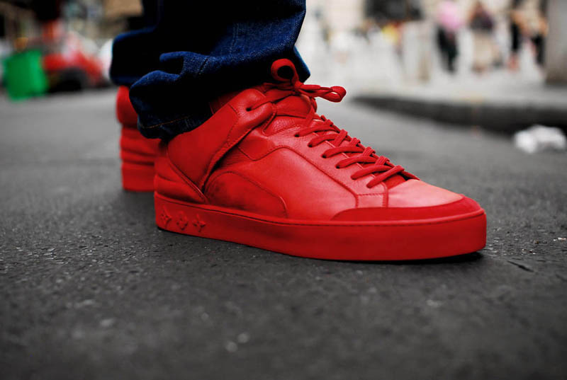 ... Louis Vuitton and Kanye West - The Don s - Red version ... 661616f7457